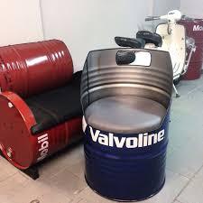 drum furniture. Custom Decor Design Oil Barrel Seat Drum Furniture R