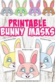 Perfect easy diy craft for preschoolers and toddlers! Printable Animal Masks For Kids Simple Mom Project