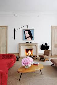 Paris Living Room Decor Modern Living Room By Patrick And Laurence Seguin By Architectural
