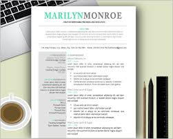 Creative Resume Templates For Mac Inspiration Free Creative Resume Templates For Mac Migrante