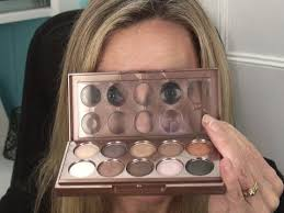Nyx Dream Catcher Palette Swatches Awesome NYX Dream Catcher Golden Horizons Palette Tutorial