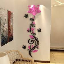 Small Picture Compare Prices on Rose Wall Sticker Online ShoppingBuy Low Price