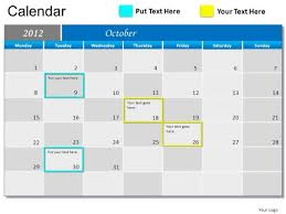 calendar template for powerpoint powerpoint calendar template ppt calendar templates