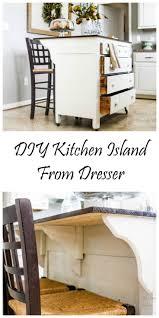 Diy Kitchen Island Best 25 Diy Kitchen Island Ideas On Pinterest Build Kitchen