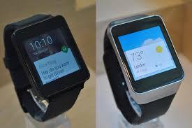 LG G Watch vs. Samsung Gear Live ...
