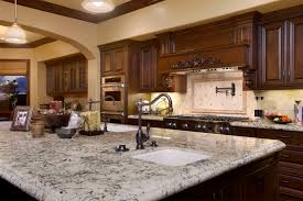 Granite Tile Kitchen Countertops Kitchen Counter Top Roundup Mixed Media Kitchen Countertops