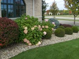 office landscaping ideas. Landscape Around Patio | Shrub Plantings Office Building Landscaping Ideas .