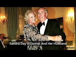 Image result for Sandra Day O'Connor and husband