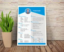Resume Example Colorful Resume Template Free Download Resume
