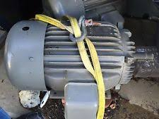 phase induction motor toshiba 3 phase induction motor 15 hp 1175 rpm 230 460v