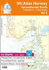 Free Online Navigation Charts