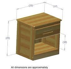night stand dimension night stand dimensions build a simple nightstand nightstand dimensions standard