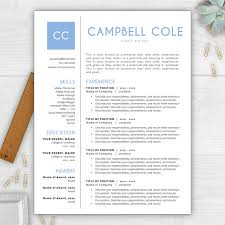 Resume Templates Best Beauteous Free Resume Templates That Stand Out From The Competition With This