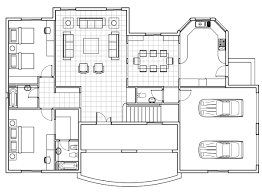 Autocad House Plan Dwg File Free Download  EscortseaFree Cad Floor Plans