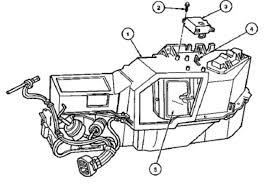 no heat in car or heat is always on ricks auto repair advice blend door actuator blend door motor