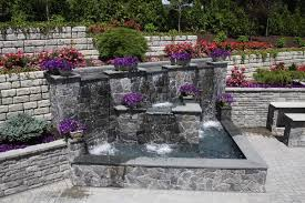 41 inspiring garden water features to