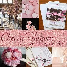 wedding wednesday cherry blossom wedding inspiration personal