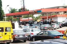 Image result for DPR Dispenses Free Petrol To Motorists In Abuja
