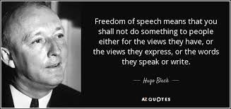 Freedom Of Speech Quotes Cool 48 Freedom Of Speech Quotes 48 QuotePrism