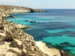 Lampedusa Le Spiagge Più Belle E La Guida Allisola