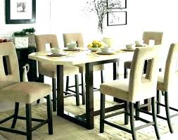 black pub table set small round bistro 5 piece with bar stools dining tables coaster wood