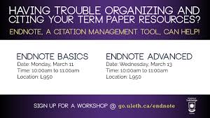 Endnote 19 Basic Introduction March 11 1011 Am L950