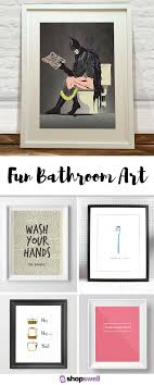 Art for bathroom Printable Liven Up Your Home Bathroom With One Of These Fun Prints For The Wall Pinterest Fun Bathroom Art Home Sweet Home Bathroom Bathroom Art Home Decor