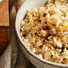 brown rice pilaf recipes. Brilliant Brown Brown Rice Pilaf To Recipes