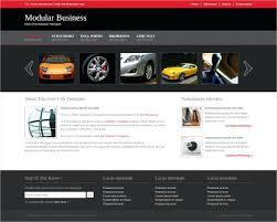 Free Css Website Templates Simple Modular Business Free Website Template Css Templates Html Lccorpco