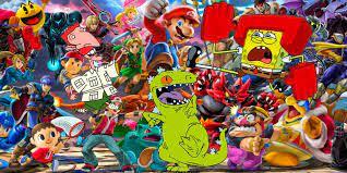 ▷ Nickelodeon All-Star Brawl: alle Zeichen