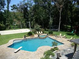 Backyard Swimming Pool Garden Design Backyard Swimming Pool Ideas Newest Most Beautiful