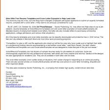 Over Letter Best Healthcare Cover Letter Examples Livecareer