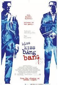 <b>Kiss Kiss</b> Bang Bang - Wikipedia
