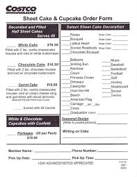 Cupcake Order Form Beauteous Costco Cupcakes Order Form Google Search Lm Station In 44
