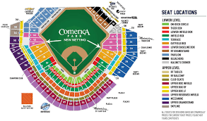Comerica Seating Chart Phoenix 16 Abundant Interactive Seating Chart For Comerica Park