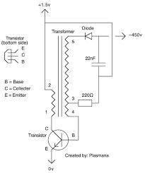 ac oscillator for high voltage transformer rlc or blocking i m less than confident oscillator theory and i can t tell if this is rlc or a blocking oscillator it reminded me of some joule theif circuits i ve