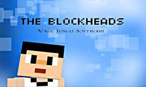 the blockheads poster