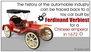 Who Made The First Car When Was The First Car Ever Made The Answer May Surprise You