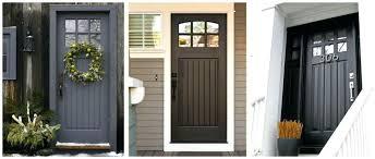 side entry doors entry garage door with window for doors built in exterior steel entry doors