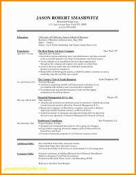 Star Resume Format Examples Inspirational Amusing Student Resume