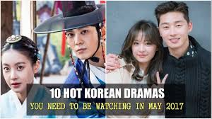 TOP 10 <b>HOT Korean</b> Dramas You Need to Be Watching in May 2017 ...