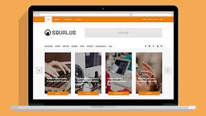 Squalus News Magz Html5 Template Themelock Com Free
