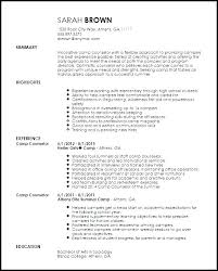 Sample Counselor Resume Best Career Counselor Resume Counselor Resume Sample College Career