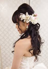 ジューンブライド花嫁さんにおすすめしたいヘアスタイル8選ダウン