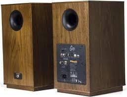 klipsch speakers. klipsch the sixes: powered speakers - vinyl revival fitzroy 3