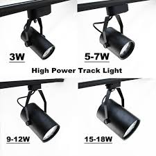 led spotlight 3w 5w 7w 9w 12w 15w 18w track light led lamp orbit light lighting images48 track