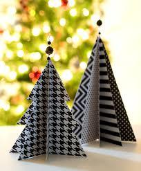 Christmas Craft Christmas Craft Idea Paper Trees