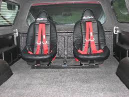 Bedryder ® - Truck Bed Seating System