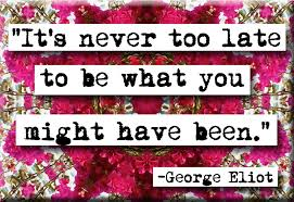Top seven influential quotes by george eliot wall paper French via Relatably.com