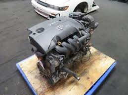 00-05 TOYOTA ECHO YARIS SCION XA 1NZ-FE ENGINE 1.5L VVTi JDM 1NZ ...